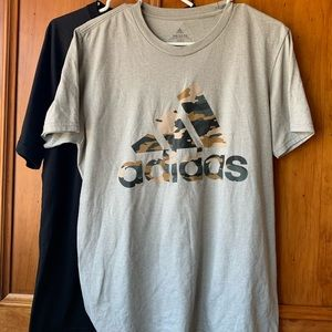 Adidas Mens T-shirts, Two